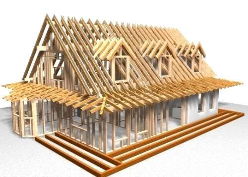 постройку дома