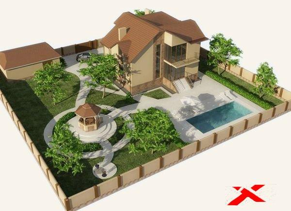 спроектировать свой дом
