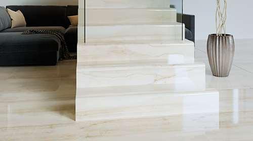 керамогранитные лестницы