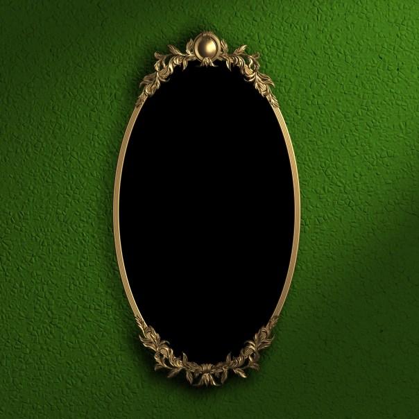 Декор для зеркала 2