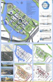 Архитектурно-дизайнерский проект общественно-культурного комплекса Сибирская Венеция