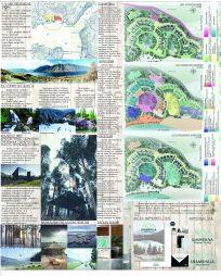 Дизайн архитектурной среды рекреационного комплекса на берегу Телецкого озера в республике Алтай
