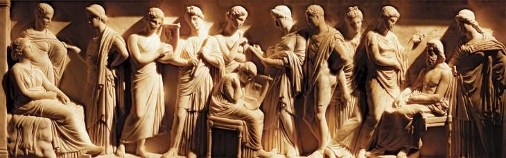 Этрусский Фриз; в Национальном археологическом музее, Сиена, Италия.