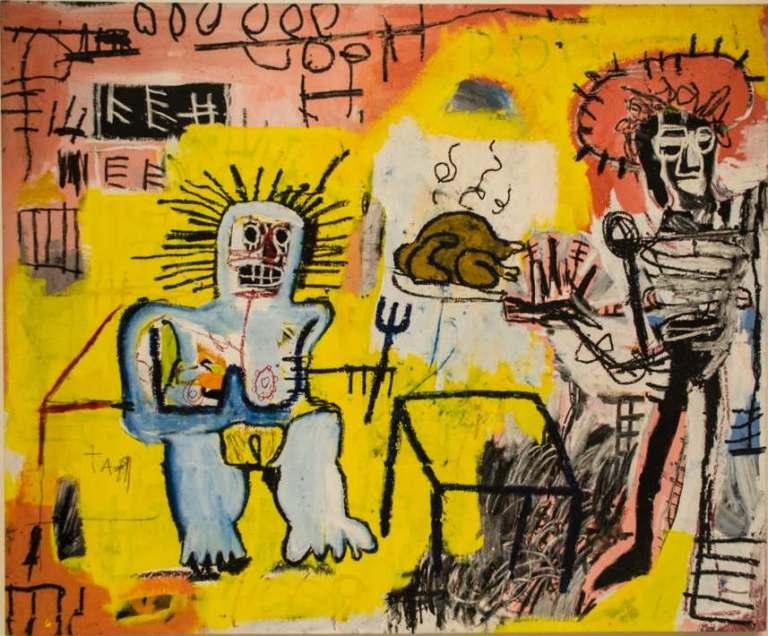 Basquiat #4 - copie