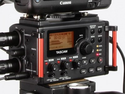 Enregistreur audio Tascam DR-60D