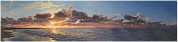 zonsondergang-met-duinenrij-35-x-150-cm