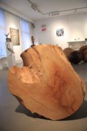 Houten sculpturen Jos Hofmans