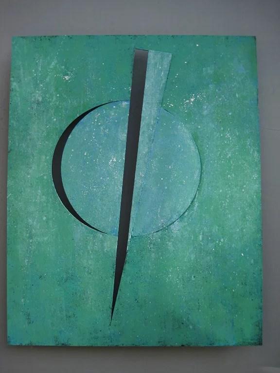 Luna verde by Giorgio Cubeddu.