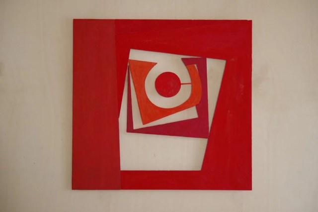 Cubic eye by Giorgio Cubbedu