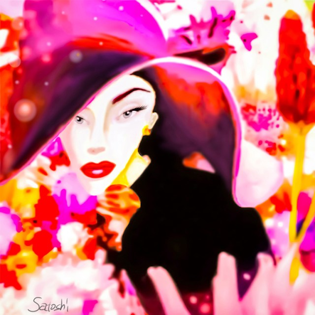 Lips by Satoshi Matsunaga