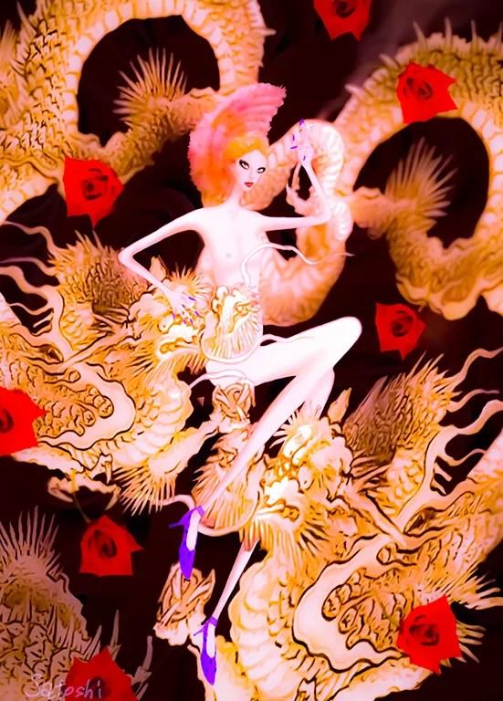 Tokyo Rose by Satoshi Matsunaga
