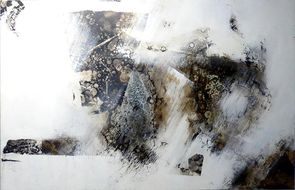 Rad-Schlag 3 by Carole Kohler