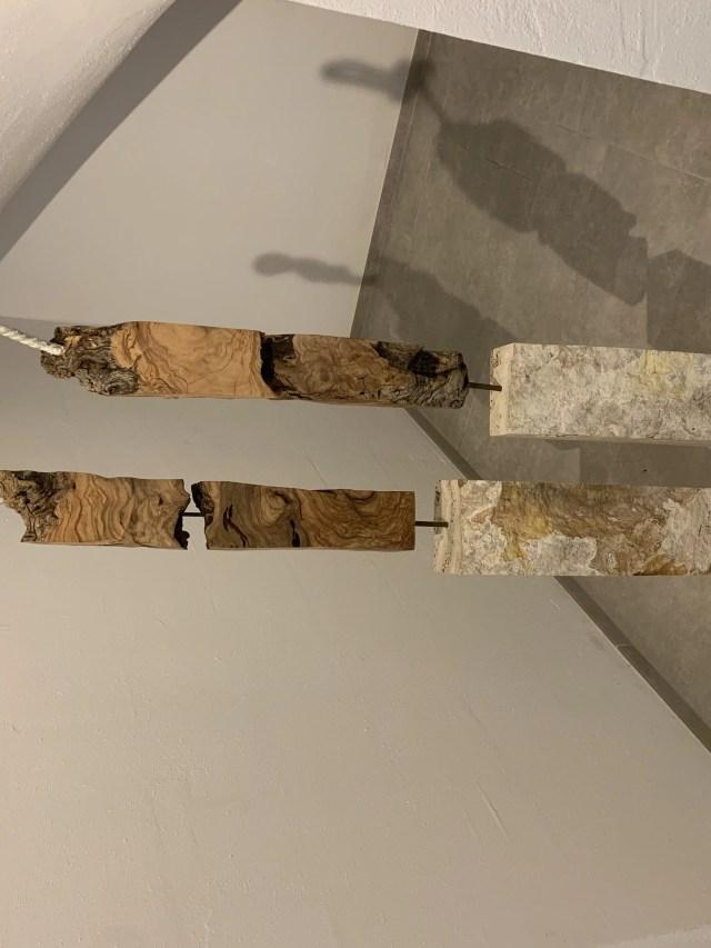 Crack 1 and 3 by Carole Kohler