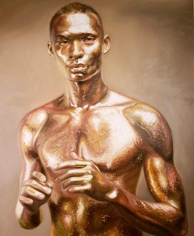 Golden Abundance by Travion Payne
