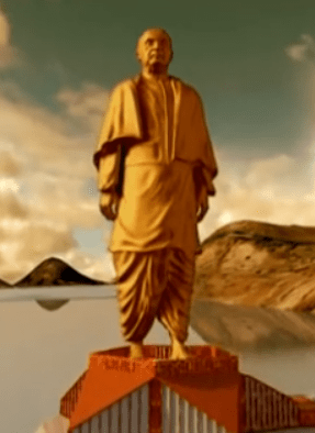 Sardar Patel, tallest statue 'Statue of Unity'