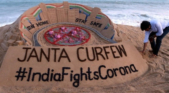Janta Curfew bring whole India in isolation to cut off the wings of Corono.