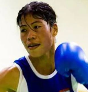 Mary Kom, a boxer and real fighter