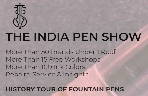 The Indian Pen Show 2020