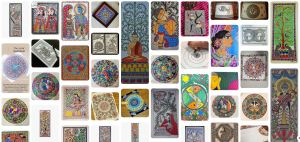 Madhubani Art - A Tradition to outline beauty with vibrant colors