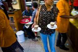 Coffee over indulgence