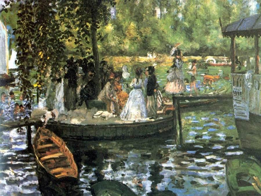 Renoir, La Grenouillère. 1869.jpg