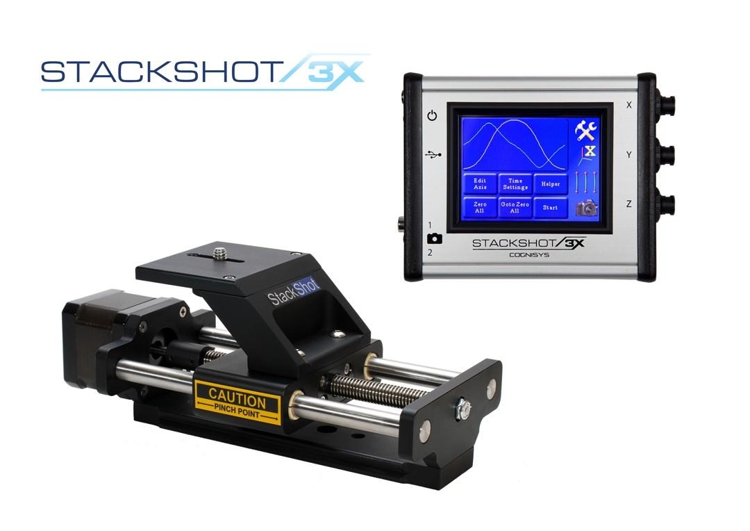 rail micrométrique automatisé pour la pratique de la macrophotographie