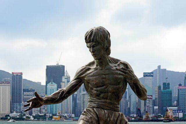 L'histoire de Bruce Lee