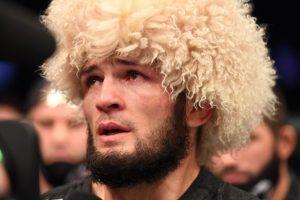 Le dernier combat UFC de Khabib Nurmagomedov