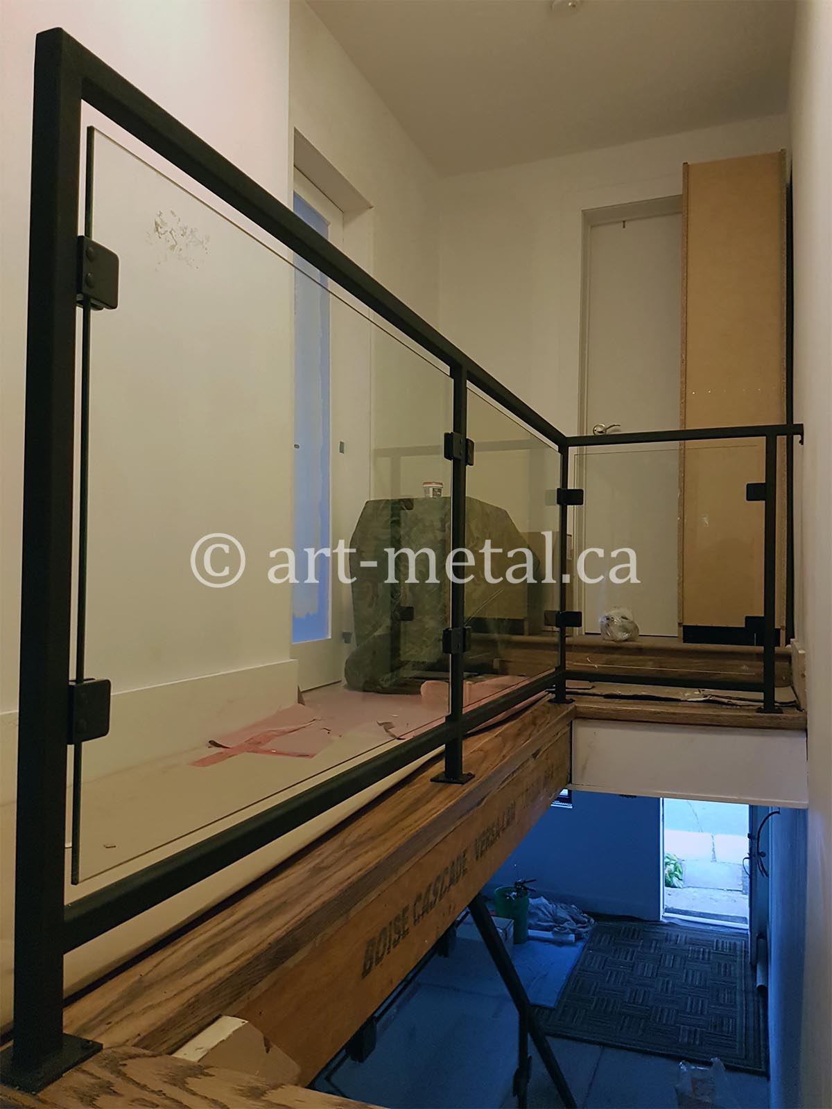 Best Balcony And Stairs Glass Railing Designs In Toronto