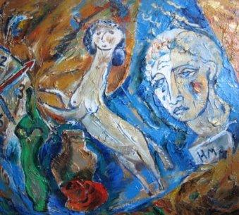 ArtMoiseeva.ru - Colored Dreams - Antique