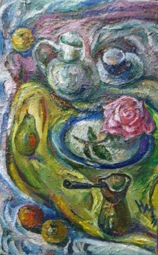 ArtMoiseeva.ru - Flowers - Breakfest
