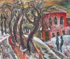 ArtMoiseeva.ru - Landscape - First snow