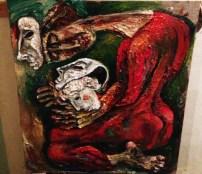 ArtMoiseeva.ru - Red story - Mask