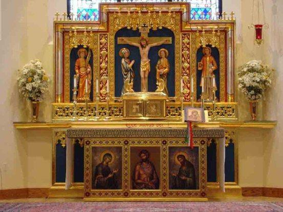 Сокровища римской католической церкви