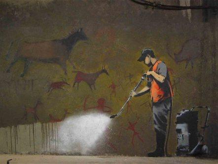 Вандализм в искусстве