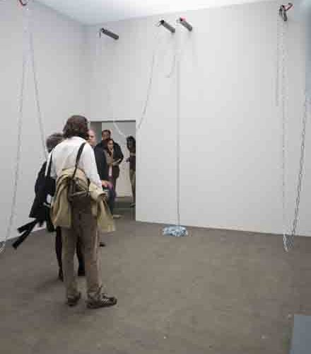 A Room Full of Lovers, Richard Wentworth, Lisson Gallery
