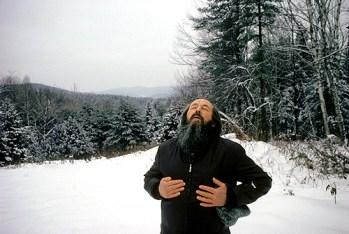 Александр Солженицын, Вермонт, 1982. Фото Гарри Бенсона