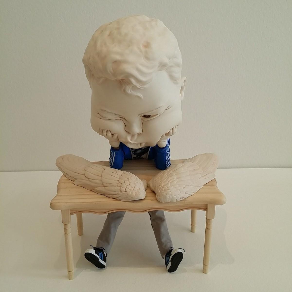 Китайский скульптор создает гиперреалистичных малышей из глины