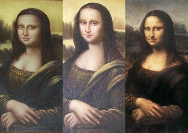 ДНК поможет защитить искусство