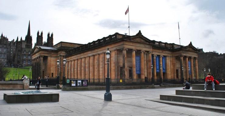 Edinburgh National Galleries