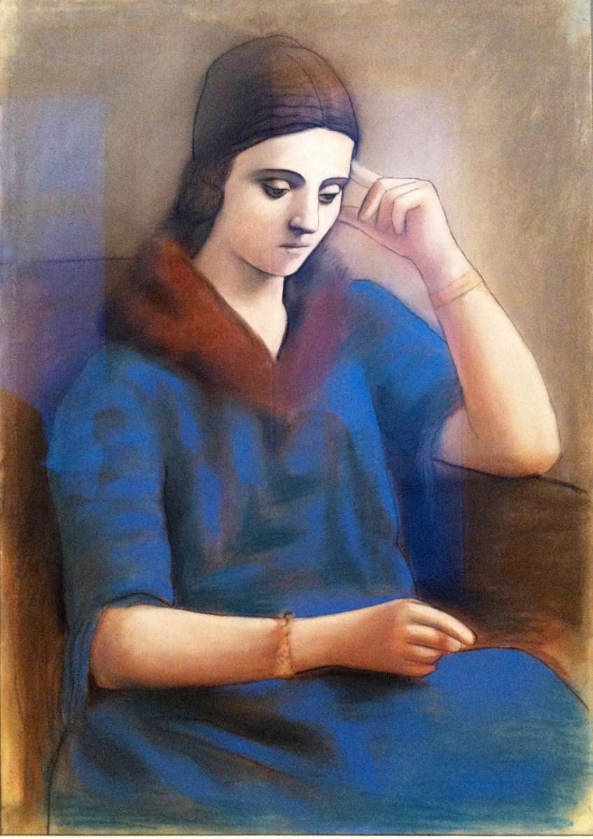 Новая выставка в Париже исследует брак Пикассо с балериной Ольгой Хохловой