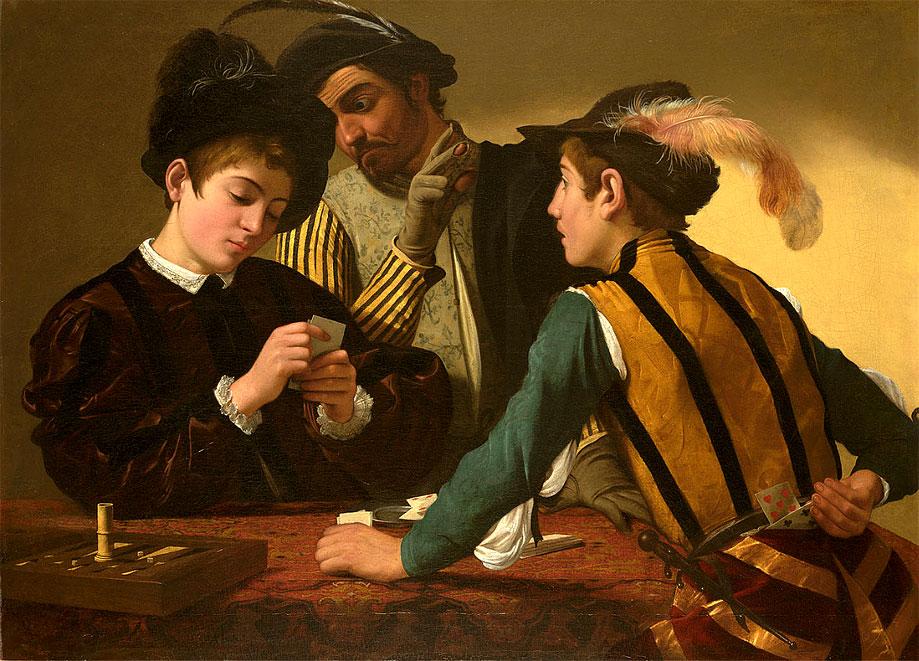 5 малоизвестных фактов о Микеланджело да Караваджо