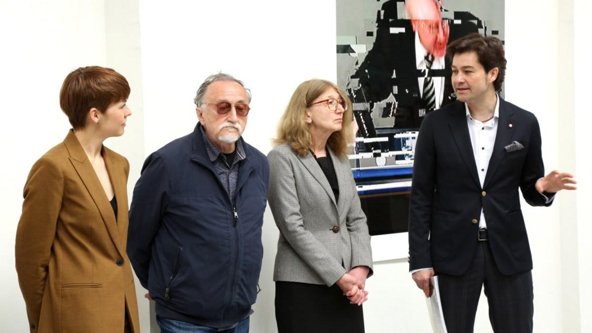 Украинский павильон на Венецианской биеннале вошел в тройку лидеров