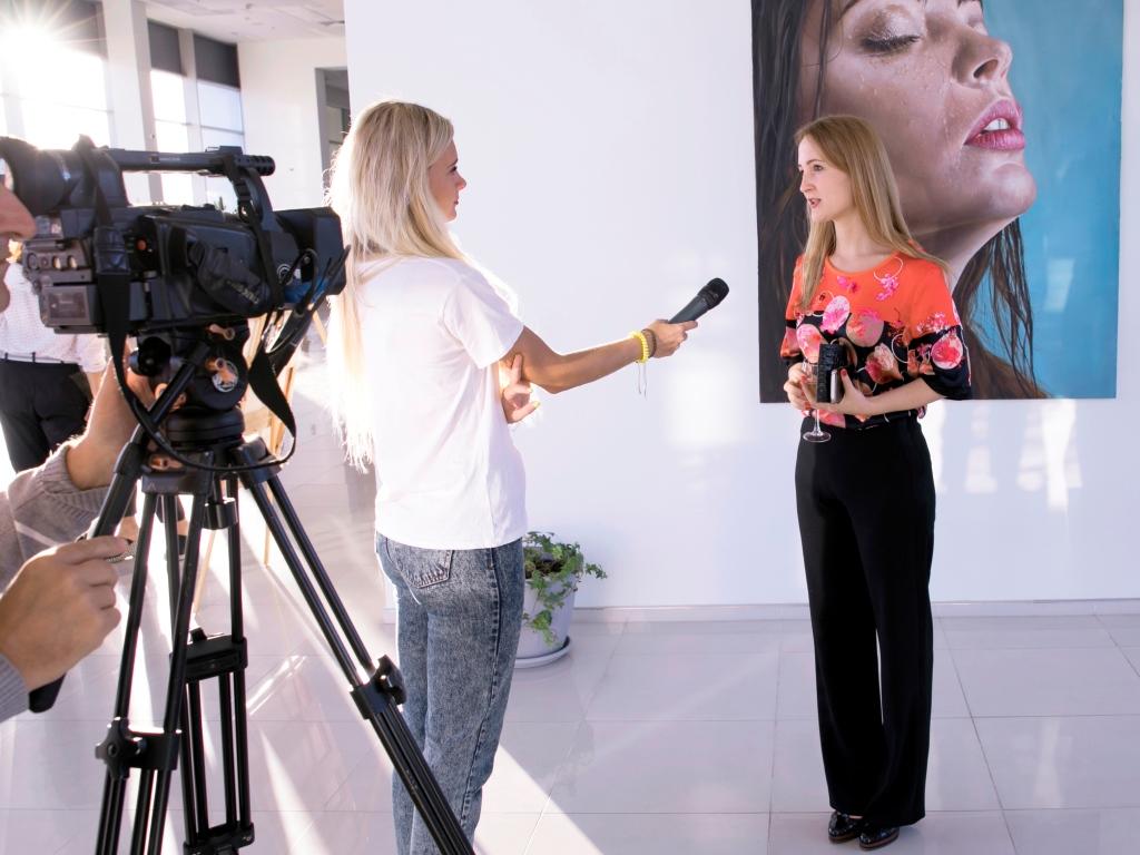 Открытие выставки «1/5» в Lera Litvinova Gallery