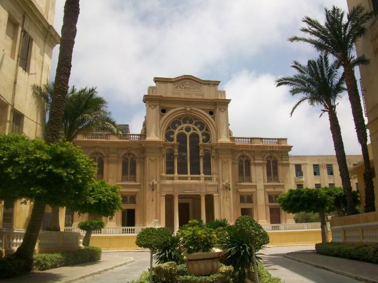 Синагога Элияху Ханави, Александрия, Египет