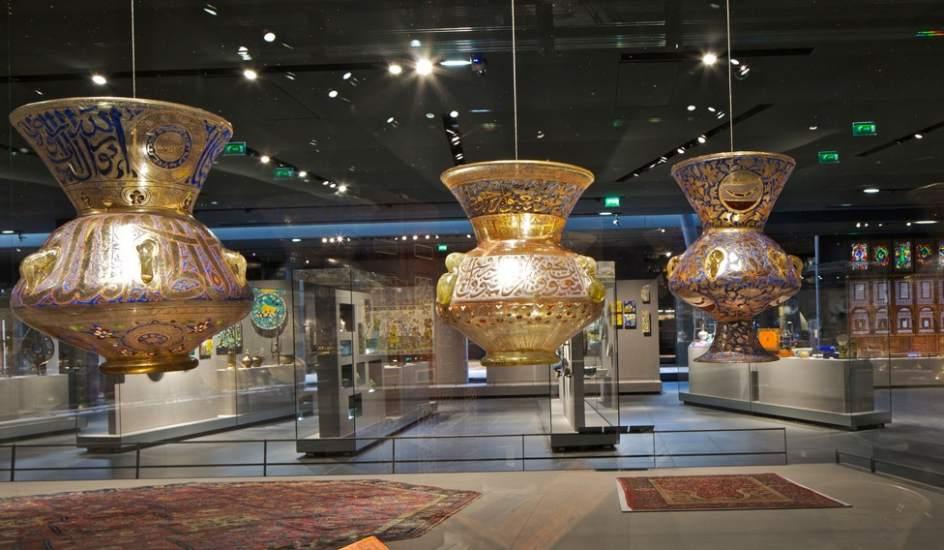 Лувр вынужден закрыть отдел исламского искусства