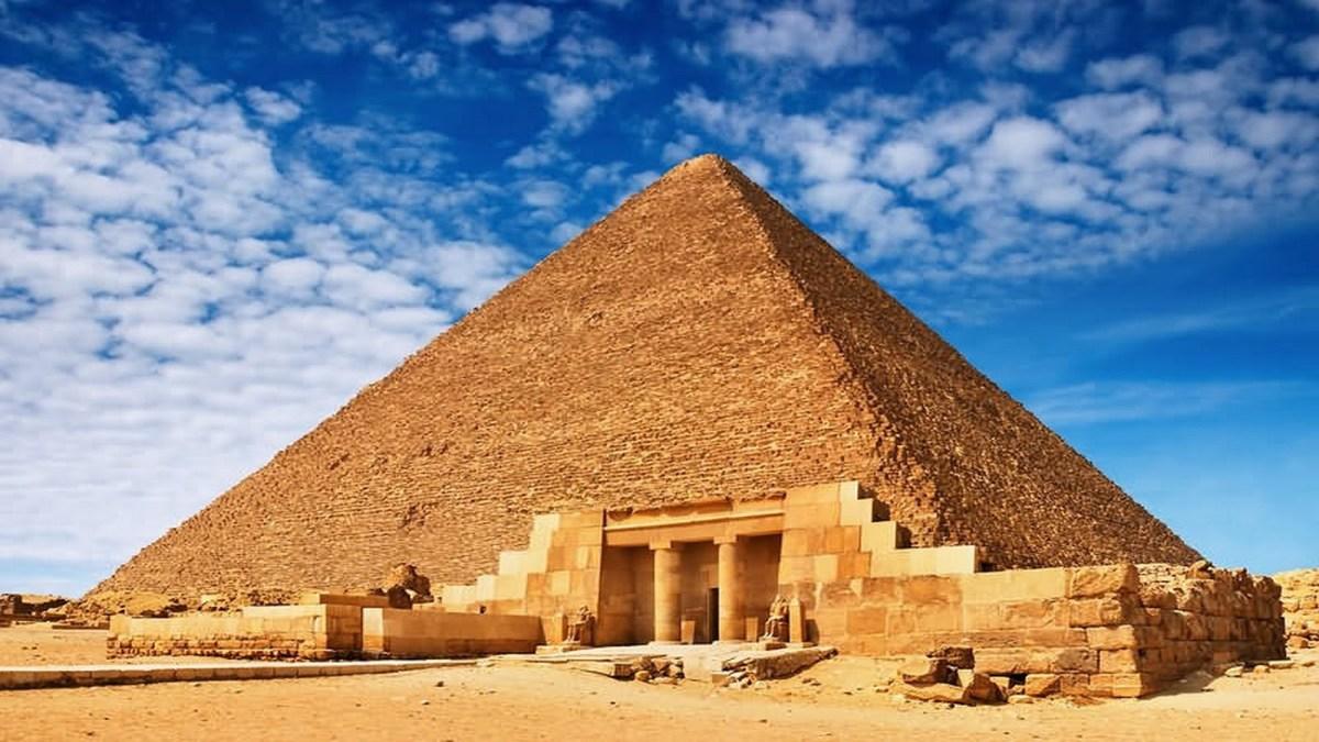 Ученые считают, что в Пирамиде находится «метеоритный трон»