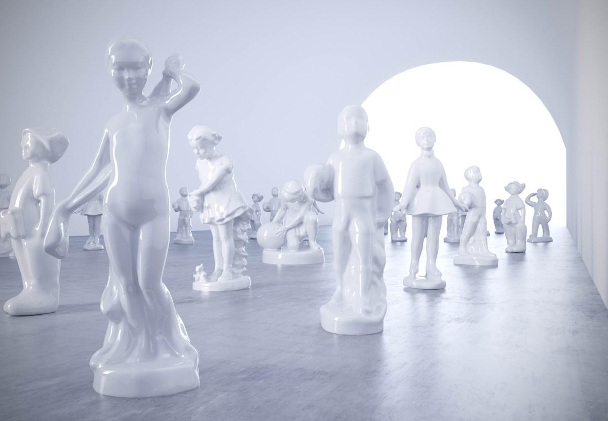 Більше ніж скульптура в ART UKRAINE GALLERY