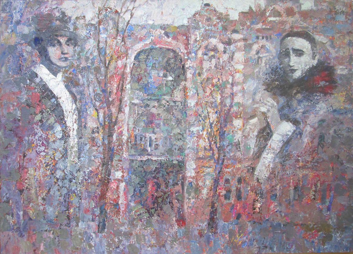 Музей сучасного мистецтва України презентує виставку «Киев – родина, звучавшая во сне».