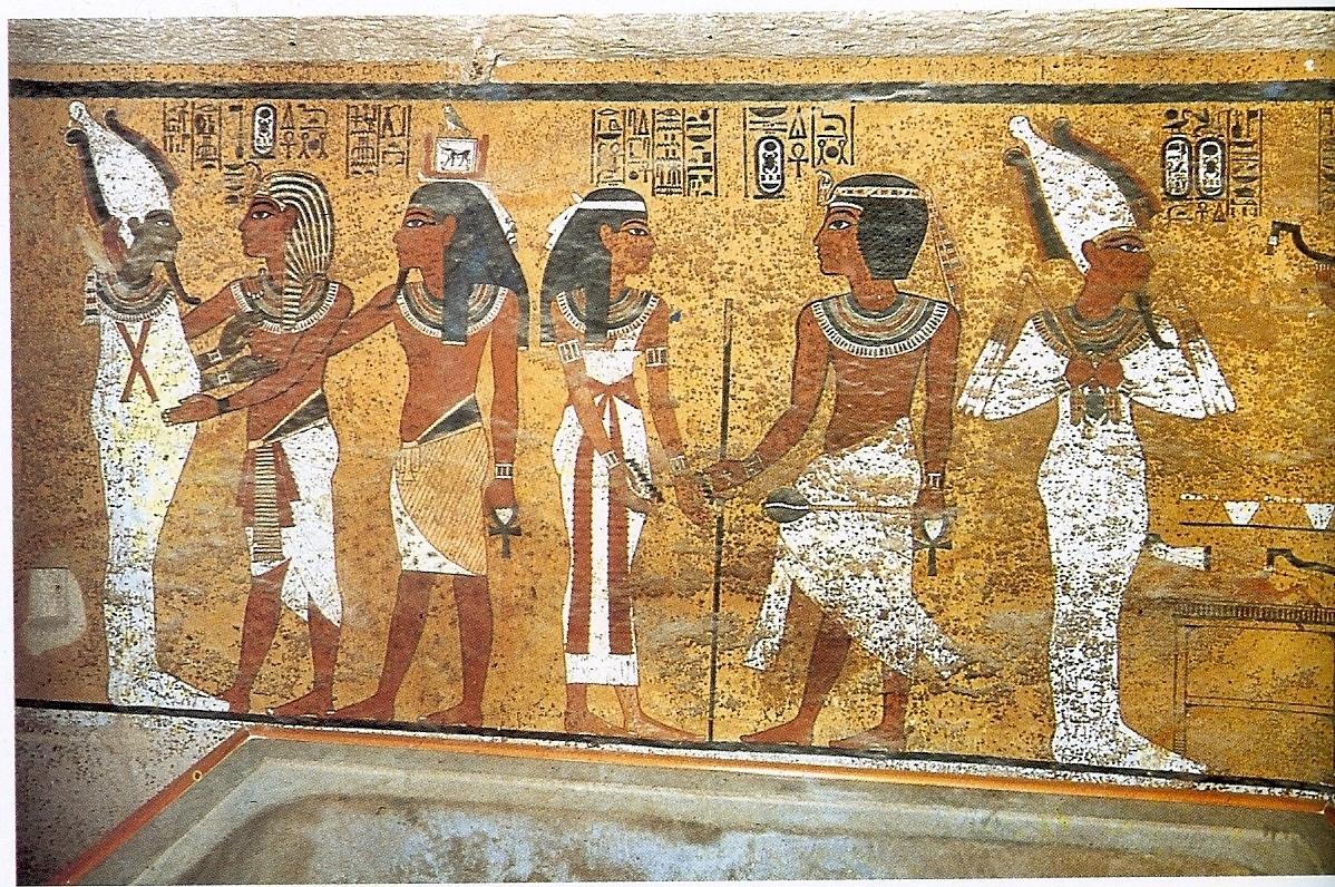 Ученые раскрыли тайну «проклятой гробницы»